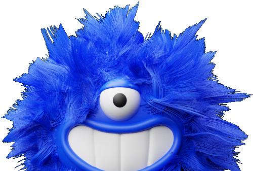 Bloop character