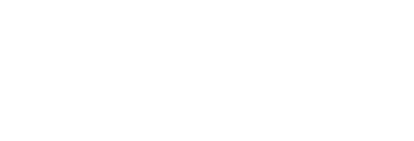 Official white Bloop logo with a period